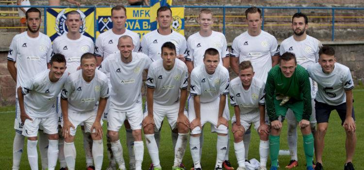 FUTBAL Nová Baňa vs Oravské Veselé (1:0)